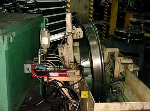 Railway wheels ultrasonic - STARMANS