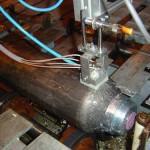 Testing of pressure vessels