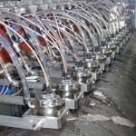 Spiral welded tubes